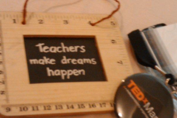 Teachers make dreams happen